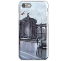 Princess Gate, Toronto iPhone Case/Skin
