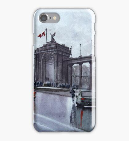 Princess Gate, Toronto iPhone Case/Skin