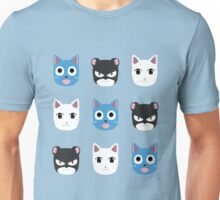 Chibi fairy cats V2 Unisex T-Shirt