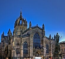 St Giles by Tom Gomez