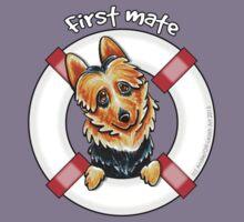 Australian Terrier : First Mate Kids Clothes