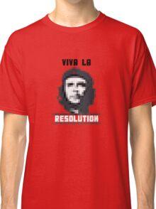 VIVA LA RESOLUTION - white Classic T-Shirt