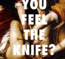 Knife | Judith Slaying Holofernes Sticker