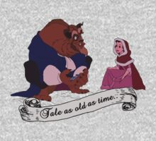 """""""Tale as old as time..."""" - Beauty and the Beast T-Shirt"""