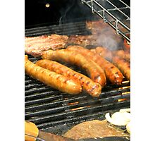 Snags on the Barbie Photographic Print