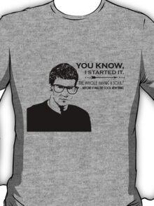 Hipster Angel T-Shirt