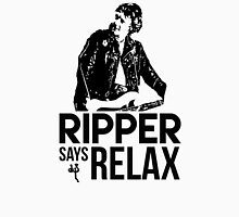 Ripper Says Relax Unisex T-Shirt