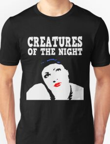 CREATURES OF THE NIGHT-3 T-Shirt