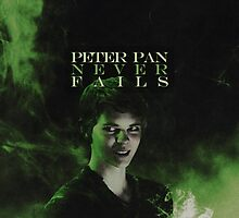 Peter Pan Never Fails;  by istoleanimpala