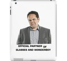 Fusco - Official Partner of Glasses and Wonderboy iPad Case/Skin
