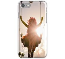 Pegasus Flight iPhone Case/Skin