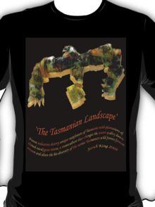 the Tasmanian Landscape b T-Shirt