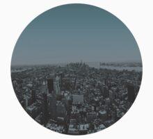 Manhattan - New York City Kids Tee