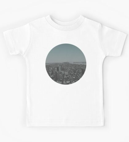 Manhattan - New York City Kids Tee