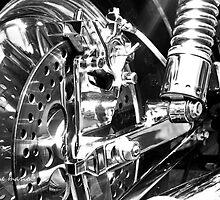 Motorcycle 8 by Joanne Mariol