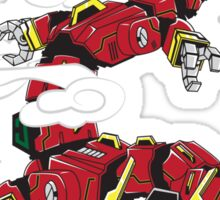 Year of the Zord Sticker