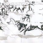 Deadly Ballet by J-C Saint-Pô