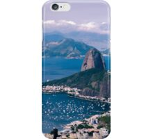 Sugarloaf Mountain - Rio De Janeiro iPhone Case/Skin