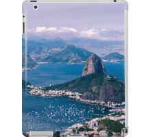 Sugarloaf Mountain - Rio De Janeiro iPad Case/Skin