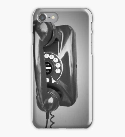 Call Me Creepy  iPhone Case/Skin