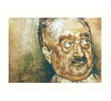 Gilberto Govi Art Print