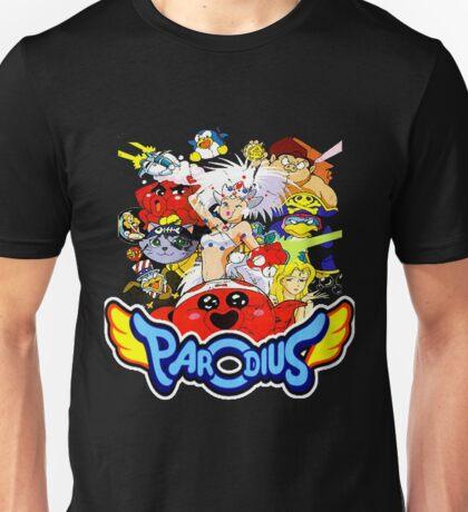 Parodius Unisex T-Shirt