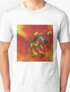 """Intrepid No.2"" original abstract artwork Unisex T-Shirt"