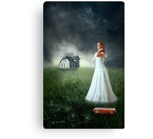 Can't Go Home... Canvas Print