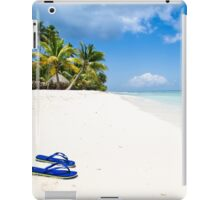 Escape from paradise iPad Case/Skin