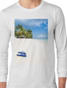 Escape from paradise Long Sleeve T-Shirt