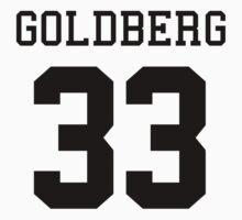 Disney Mighty Ducks player : Greg Goldberg #33 Kids Clothes