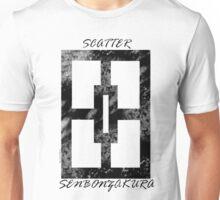 Bleach Byakuya Senbonzakura Distressed Guard Unisex T-Shirt