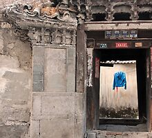 Blue Jacket by cishvilli