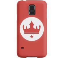 Crown of The New Monarchy Emblem Samsung Galaxy Case/Skin