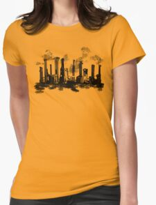 City Heat Womens Fitted T-Shirt