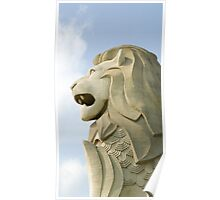 The Merlion Poster