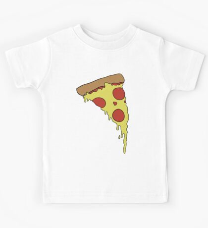 Slice of PIZZA Kids Tee