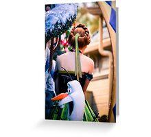 Festival Of Fantasy-Coronation Greeting Card