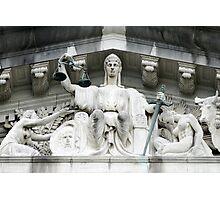 Old Supreme Court Singapore Photographic Print