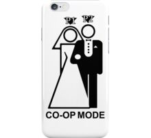 Co-Op Mode iPhone Case/Skin