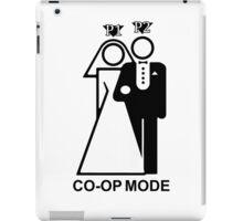 Co-Op Mode iPad Case/Skin