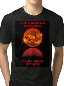 From Moon to Sun Tri-blend T-Shirt
