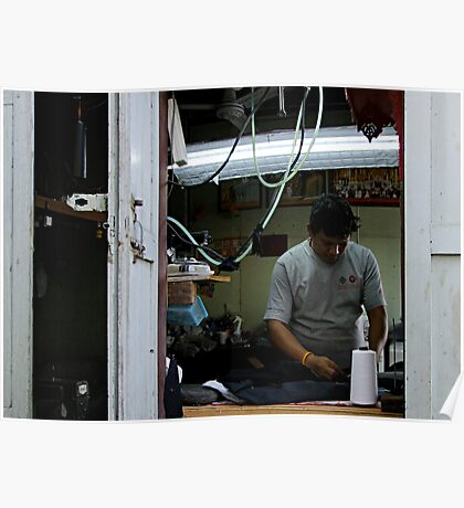 Tailor Poster