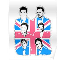 British men Poster
