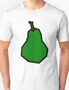 A Choppy Looking Pear Unisex T-Shirt