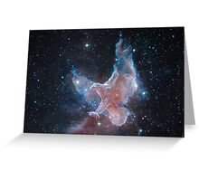 Eagle Nebula Greeting Card