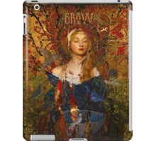 Grow iPad Case/Skin