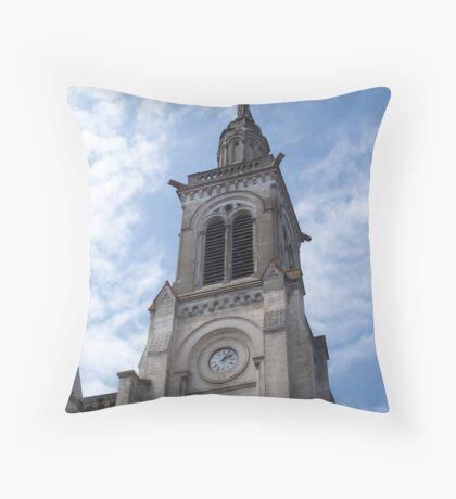 Roman church Throw Pillow