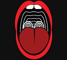 Expressionist Mouth - Colour Unisex T-Shirt