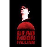 Dead Moon Falling Photographic Print